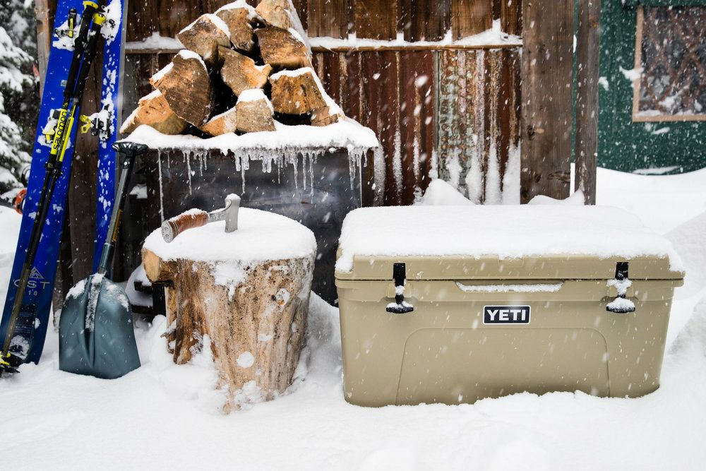 Tailgating and Cooler Meals