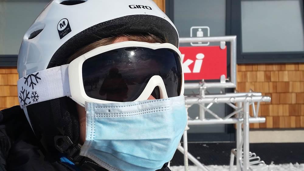 Mask Resort Safety Parking Lot