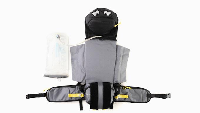 Hydrapack Insert on Hydration Backpack Kulkea OTRmost