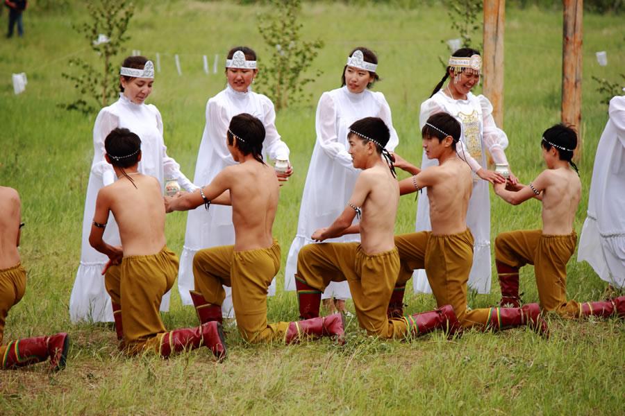 Ysyakh Festival, Russia