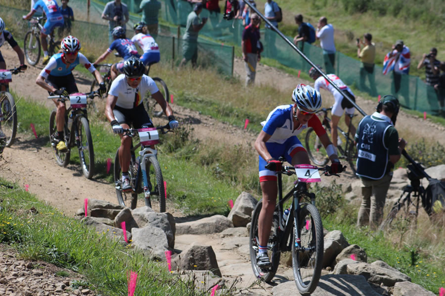 Olympic Mountain Biking Event